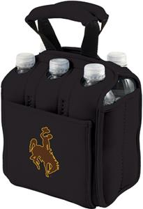 Picnic Time University of Wyoming 6-Pk Holder