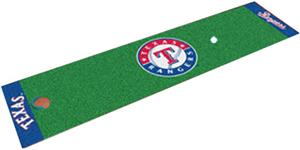 Fan Mats Texas Rangers Putting Green Mats