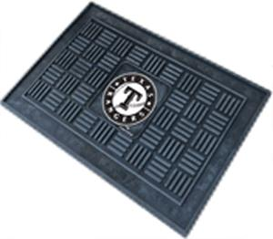 Fan Mats Texas Rangers Door Mats