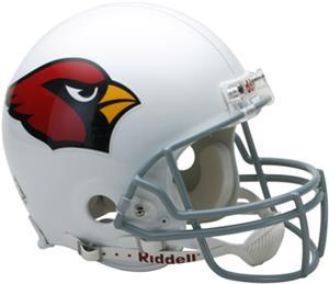 NFL Cardinals On-Field Full Size Helmet (VSR4)