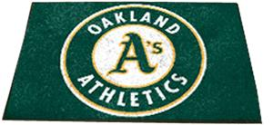 Fan Mats Oakland Athletics All-Star Mats