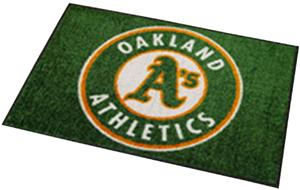 Fan Mats Oakland Athletics Starter Mats