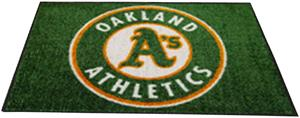 Fan Mats Oakland Athletics Ulti-Mats