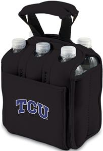 Picnic Time Texas Christian University 6-Pk Holder