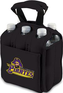 Picnic Time East Carolina Pirates 6-Pk Holder