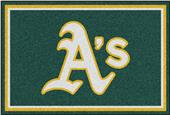 Fan Mats Oakland Athletics 5' x 8' Rugs