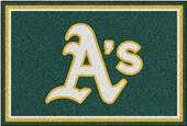 Fan Mats Oakland Athletics 5' x 8' Rugs