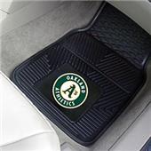 Fan Mats Oakland Athletics Vinyl Car Mats (set)