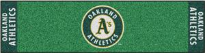 Fan Mats Oakland Athletics Putting Green Mats