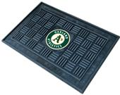 Fan Mats Oakland Athletics Door Mats