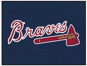 Fan Mats MLB Atlanta Braves All-Star Mats