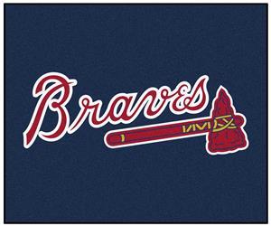 Fan Mats Atlanta Braves Tailgater Mats
