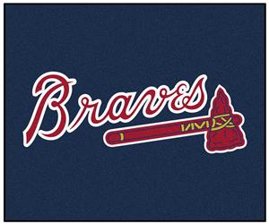 Fan Mats MLB Atlanta Braves Tailgater Mat