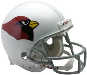 NFL Cardinals On-Field Auth. Full Size Helmet (TB)