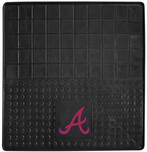 Fan Mats MLB Atlanta Braves Heavy Duty Cargo Mat