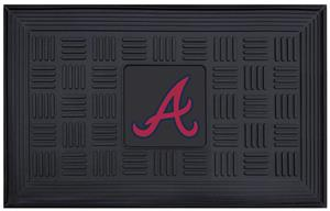 Fan Mats Atlanta Braves Door Mats