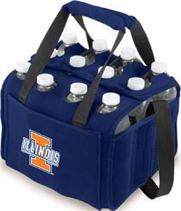 Picnic Time University of Illinois 12-Pk Holder