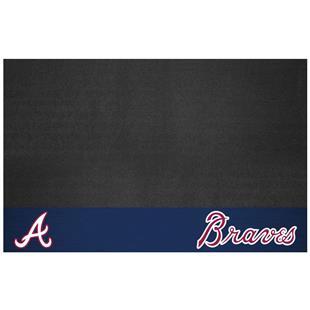 Fan Mats MLB Atlanta Braves Grill Mat