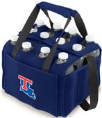 Picnic Time Louisiana Tech Bulldogs 12-Pk Holder