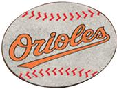 Fan Mats Baltimore Orioles Baseball Mats