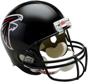 NFL Falcons Deluxe Replica Full Size Helmet