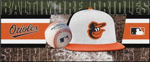 Fan Mats Baltimore Orioles Baseball Runners