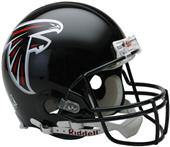 NFL Falcons On-Field Full Size Helmet (VSR4)