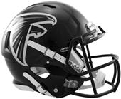 NFL Falcons On-Field Full Size Helmet (Speed)