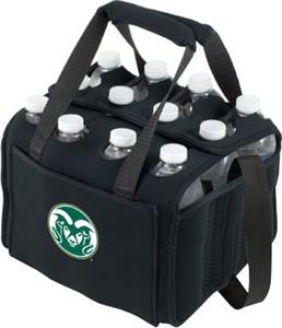 Picnic Time Colorado State Rams 12-Pk Holder