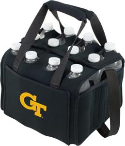 Picnic Time Georgia Tech 12-Pk Holder