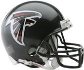 NFL Atlanta Falcons Mini Helmet (Replica)
