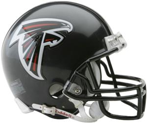NFL Atlanta Falcons Mini Helmet (Replica)