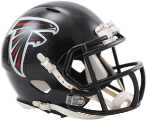 NFL Atlanta Falcons Speed Mini Helmet