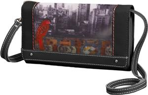 Sherpani Raven Color My World Wristlet Wallet