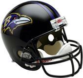 NFL Ravens Deluxe Replica Full Size Helmet