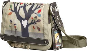 Sherpani Petal Falling Tree Small Cross Body Bag