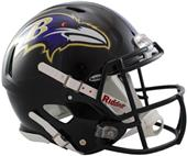 NFL Ravens On-Field Full Size Helmet (Speed)