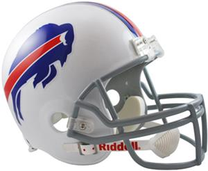 NFL Buffalo Bills Deluxe Replica Full Size Helmet