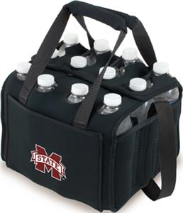 Picnic Time Mississippi State 12-Pk Holder