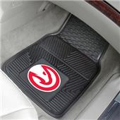 Fan Mats Atlanta Hawks Vinyl Car Mats (set)