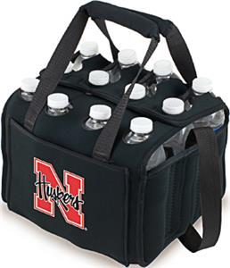 Picnic Time University of Nebraska 12-Pk Holder