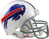 NFL Buffalo Bills On-Field Full Size Helmet (VSR4)