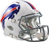 NFL Bills On-Field Full Size Helmet (Speed)