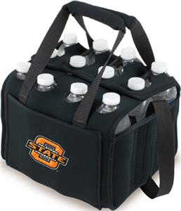 Picnic Time Oklahoma State 12-Pk Holder