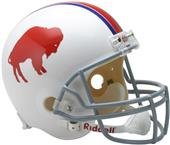 NFL Bills Deluxe Replica Full Size Helmet (TB)