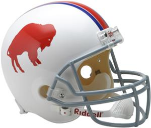 NFL Bills Deluxe Replica Full Size Helmet (TB)
