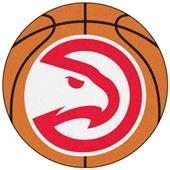 Fan Mats Atlanta Hawks Basketball Mats