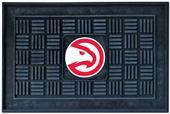 Fan Mats Atlanta Hawks Door Mats