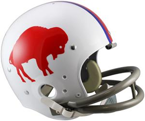 NFL Bills (65-73) Replica TK Suspension Helmet