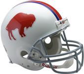 NFL Bills On-Field Auth. Full Size Helmet (TB)